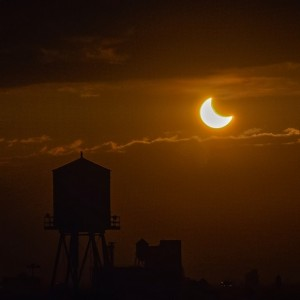Solar Eclipse @msqrd